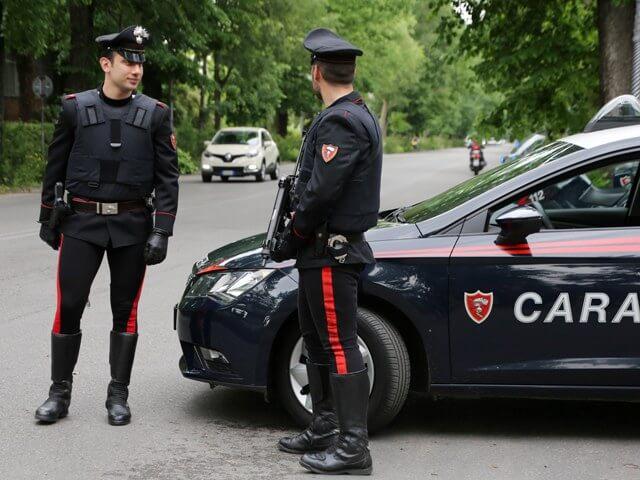 I Carabinieri ritrovano a Bagnone un anziano disperso