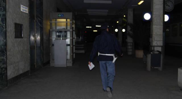 """Operazione  """"Stazioni Sicure"""", 600 persone controllate e 2 denunciati in Toscana"""