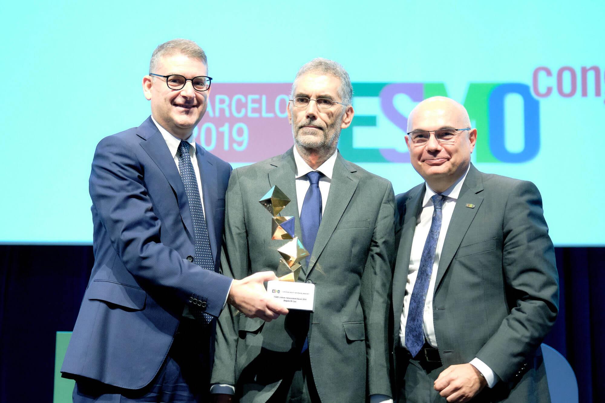 Premio internazionale all'oncologo Di Leo. Le congratulazioni dell'assessore Saccardi