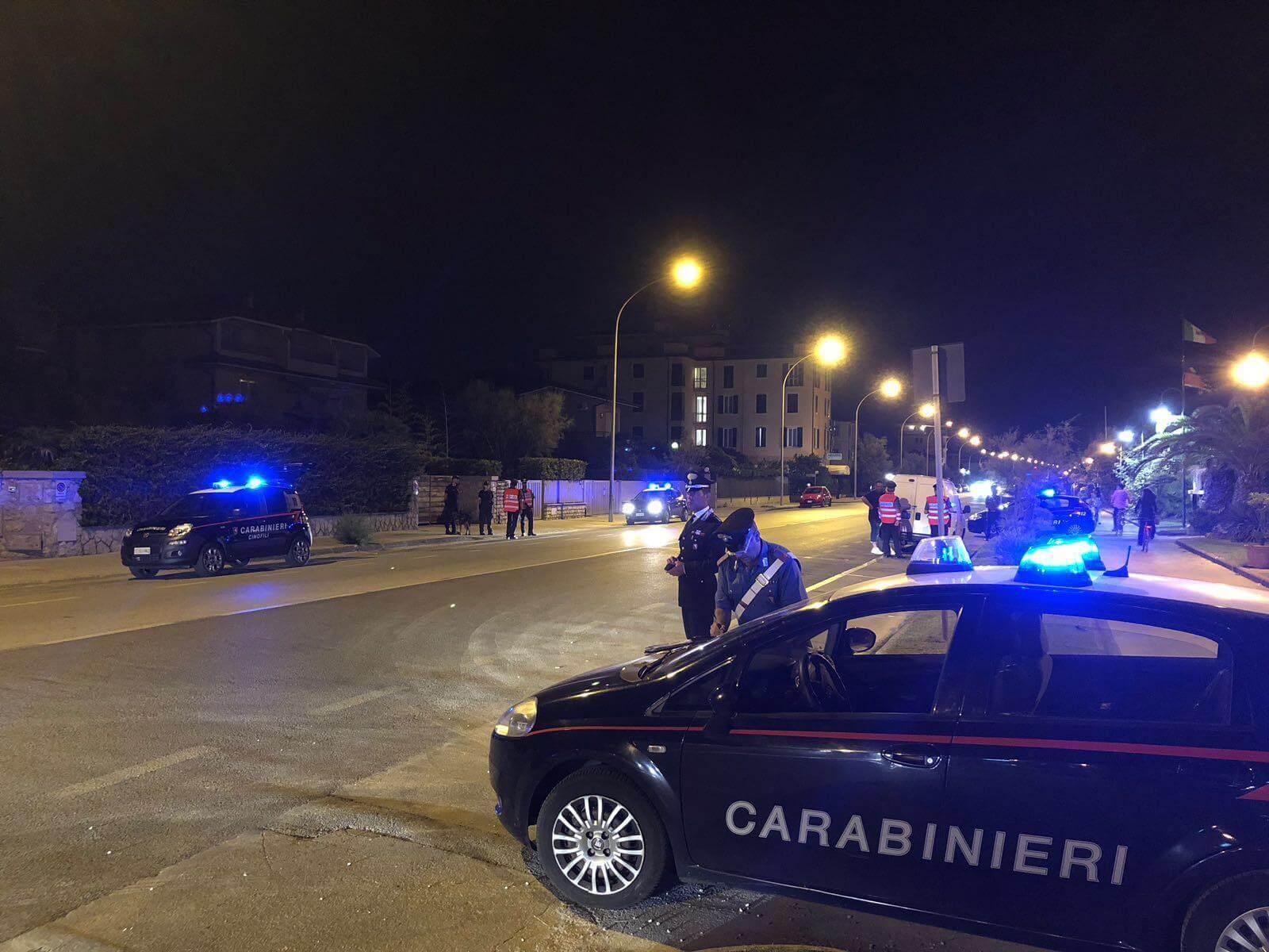 Sparito dal pisano e arrestato a Viareggio: faceva il cuoco in un ristorante in Passeggiata