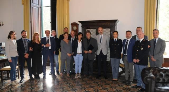 La Polizia saluta il Procuratore Capo di Lucca: Pietro Suchan va in pensione