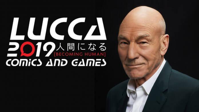 Sir Patrick Stewart tra gli ospiti principali di Lucca Comics & Games 2019