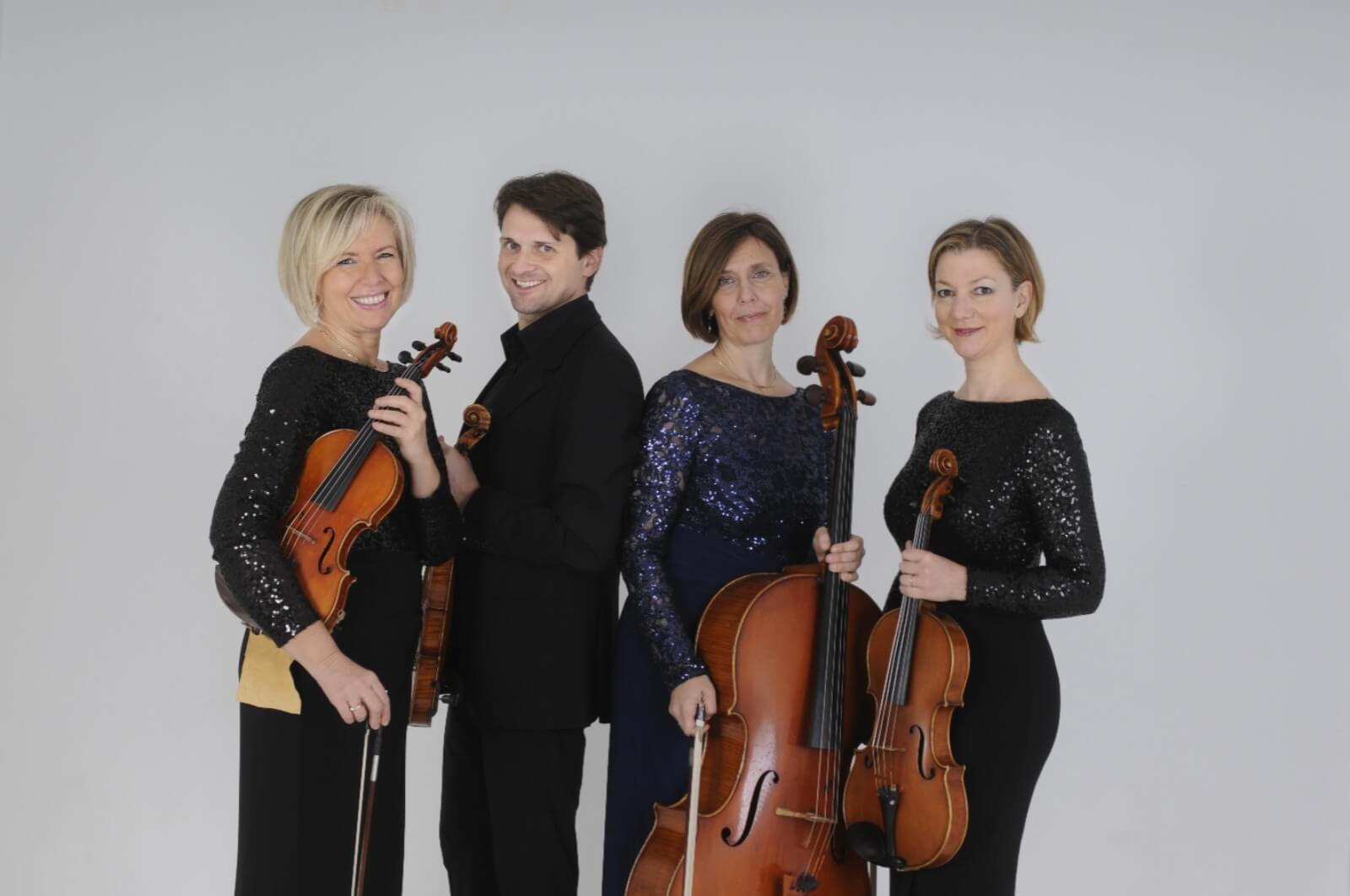 Il Quartetto di Fiesole ai Concerti della Liuteria Toscana