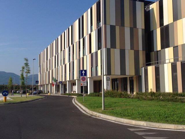 La denuncia della Uil Fpl: Ospedale San Luca, bar chiuso al pomeriggio nel weekend, servizi da migliorare