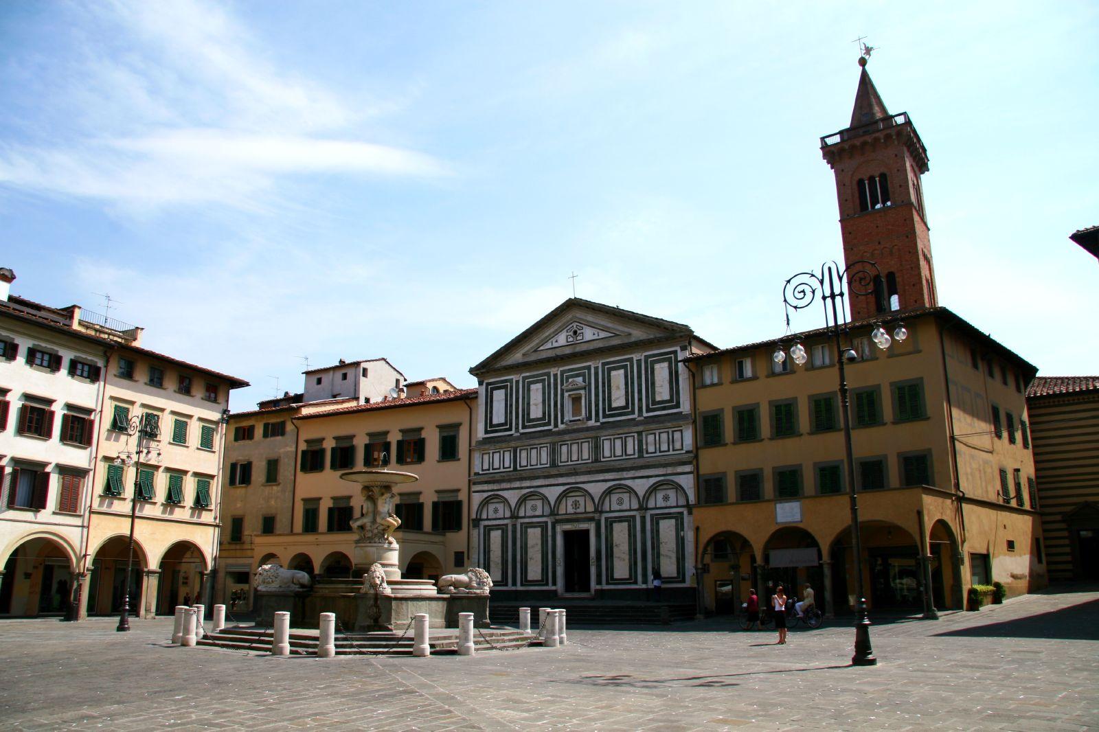 Lavori alla rete gas in Piazza San Rocco a Empoli: cambio viabilità