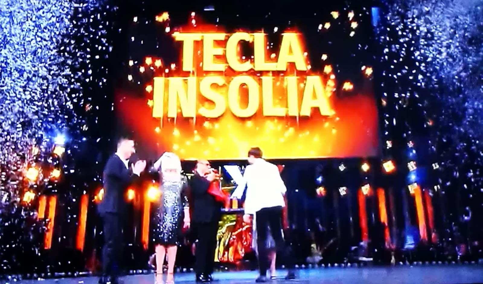 Tecla Insolia: da Piombino al palco di Sanremo 2020.