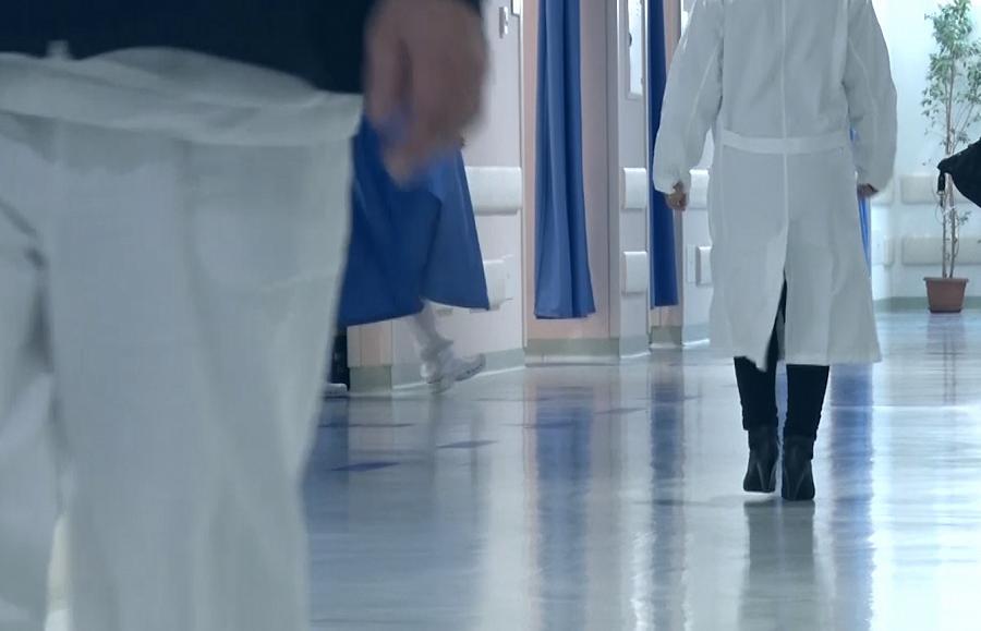 L'ospedale di Barga chiude la bolla covid