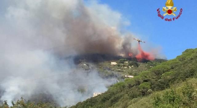 Rischio incendi, prorogato al 15 aprile il divieto di abbruciamenti