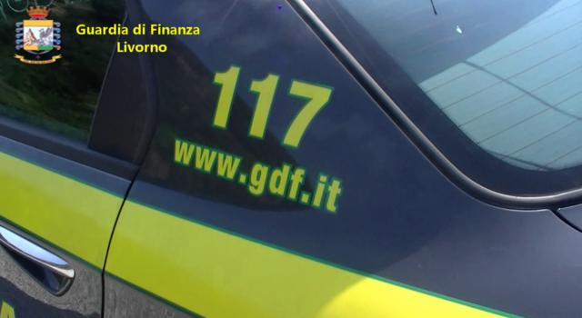 Guardia di finanza: sequestrato mezzo di milione di euro a imprenditore elbano