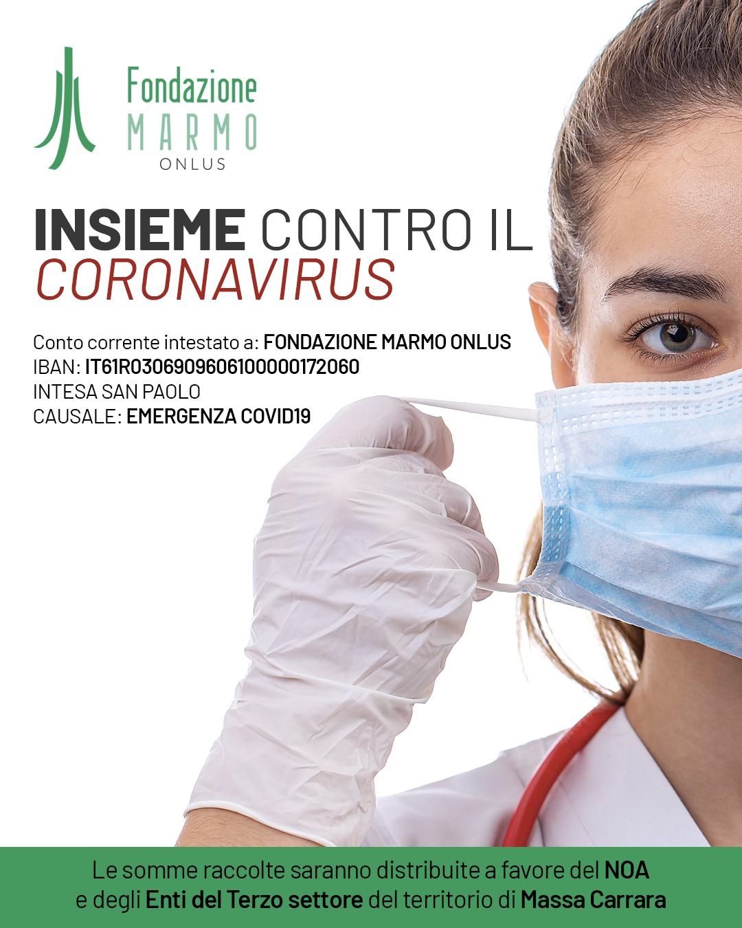 Coronavirus, in arrivo al NOA 5mila tute di protezione per gli operatori sanitari
