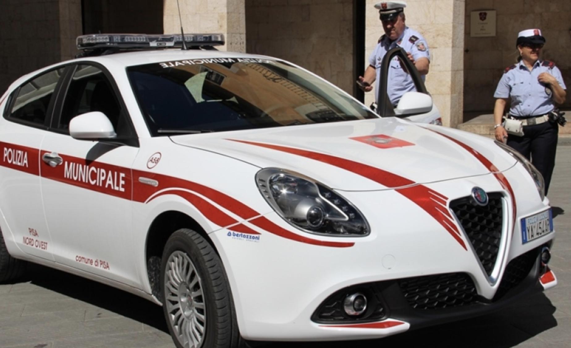 Livorno, la Polizia Municipale ha rafforzato i controlli nell'area Nord della città