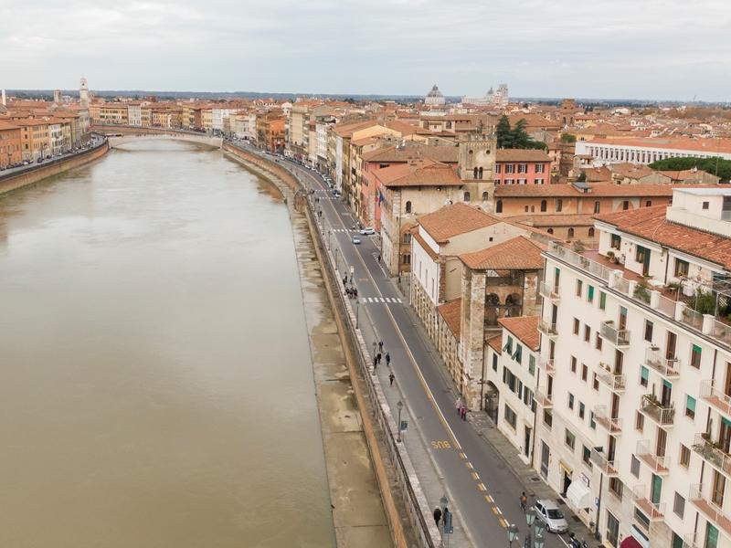 Pisa Arno