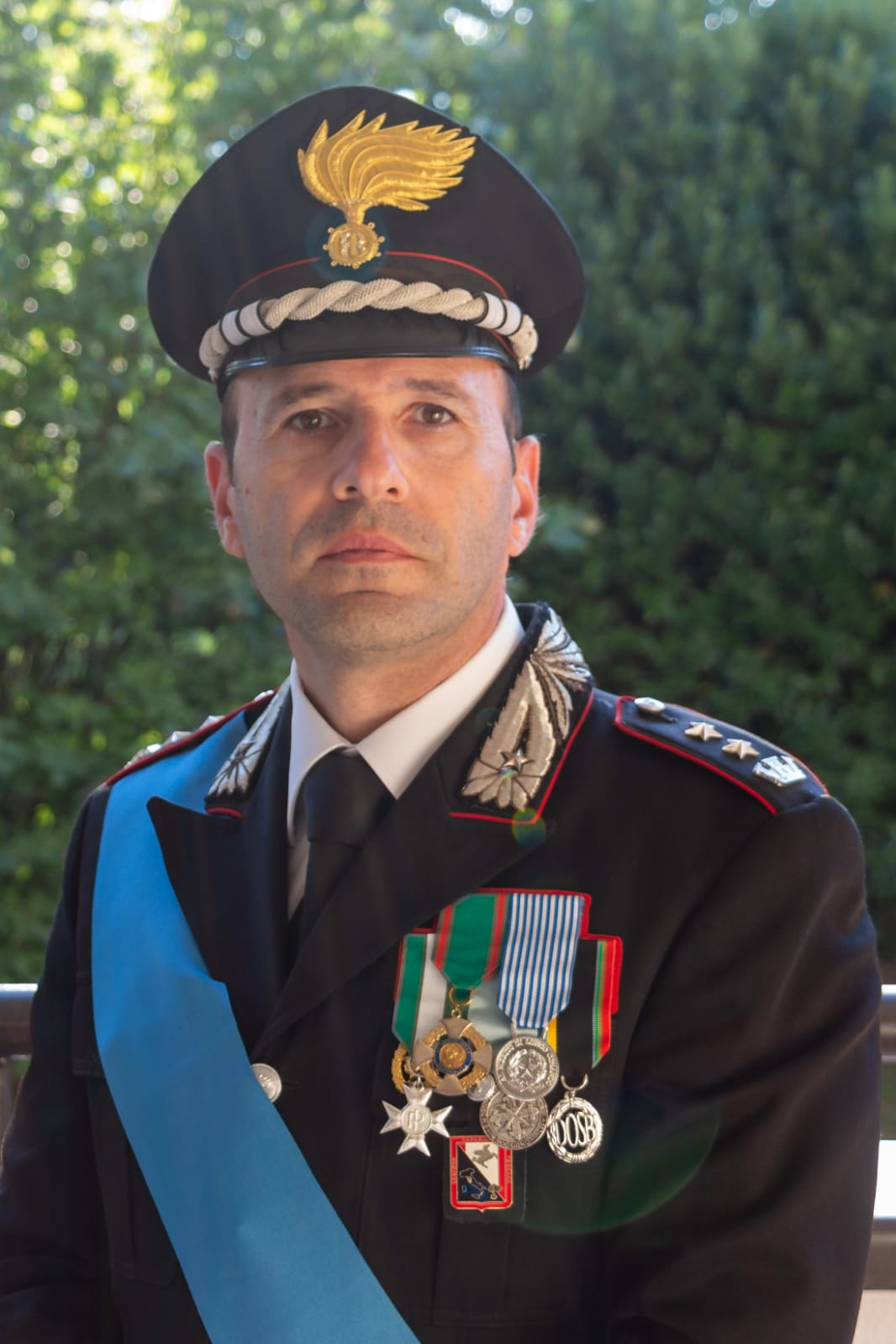 Il Comandante del Nucleo Investigativo Carabinieri di Pistoia, Vincenzo Bulla, promosso Tenente Colonnello