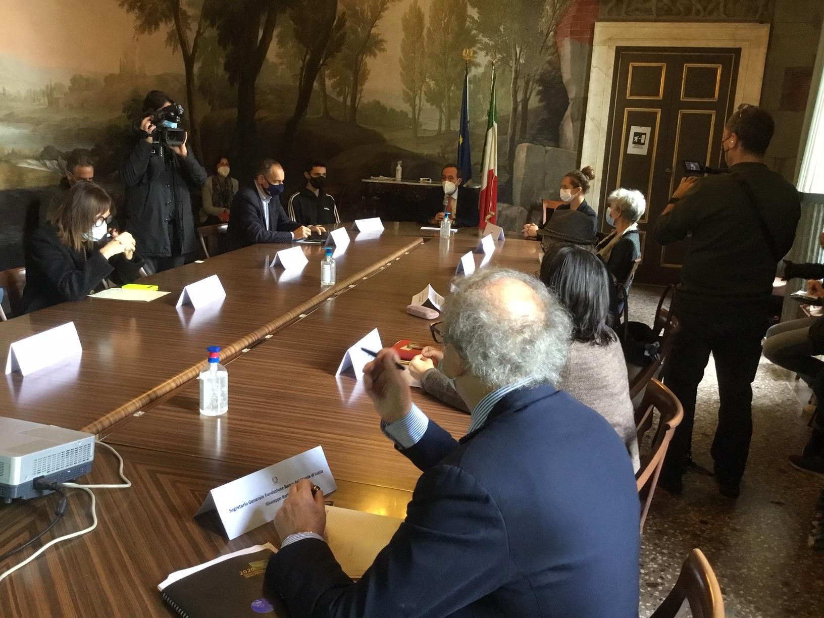 """A Lucca il progetto """"Giovani ambasciatori della prevenzione Covid"""""""