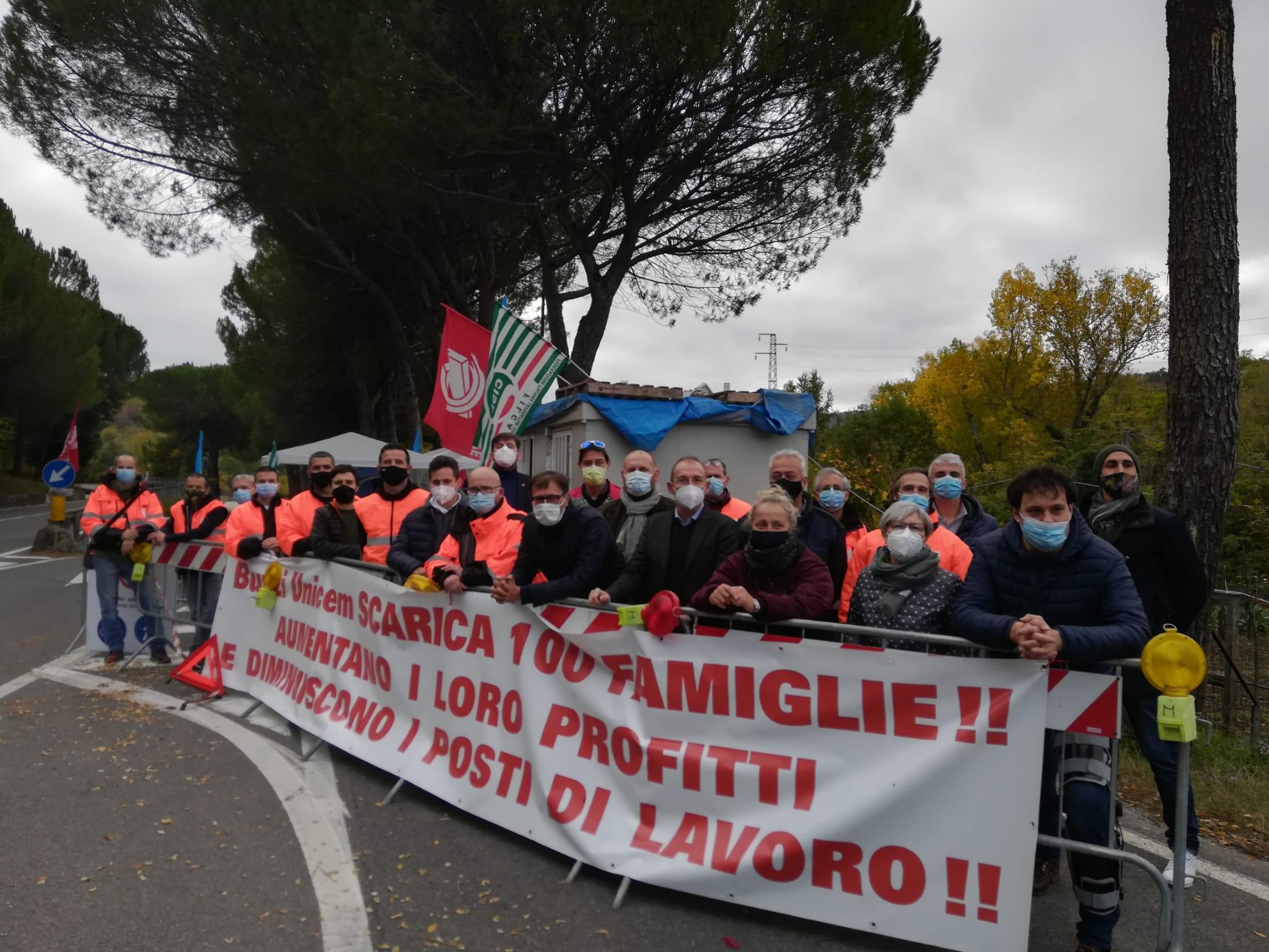 Chiusura del cementificio Testi: accordo Buzzi-sindacati per dare tutele ai lavoratori