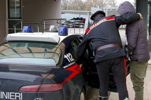 Arrestato pusher nigeriano dai carabinieri