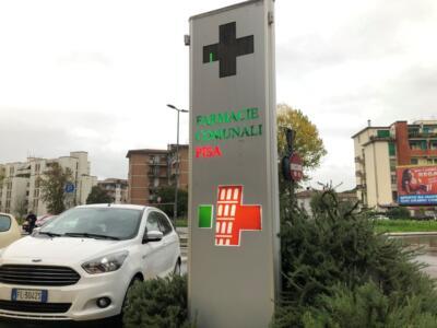 Pisa, una tensostruttura per i vaccini antinfluenzali