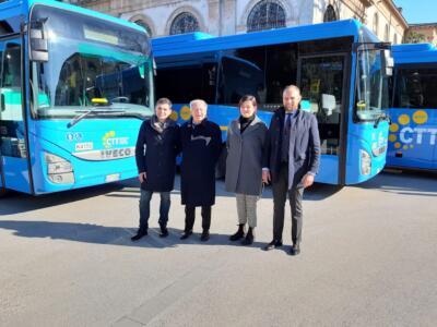 Bus elettrici a Lucca, ecco il finanziamento da 7 milioni di euro