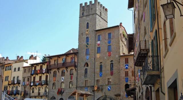 Nuova serie Mediaset con Vanessa Incontrada ad Arezzo