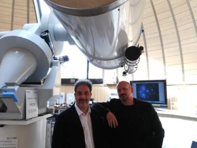 Osservatorio Polifuzionale del Chianti, area protetta dai fasci luminosi. Così potrà studiare meglio le atmosfere aliene