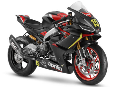 Aprilia, nasce il trofeo Racing Rs 660