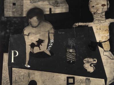 """Da giovedì 7 torna visitabile nella Galleria Poggiali  la mostra """"Rhizome"""""""