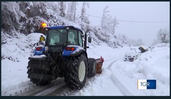 Maltempo, Massa Carrara chiede stato di emergenza e 1,5 milioni per ripristinare viabilità
