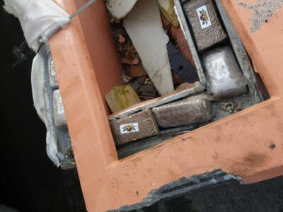 Droga, maxi sequestro in porto