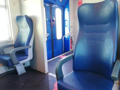 Tagli sanificazione Covid sui treni