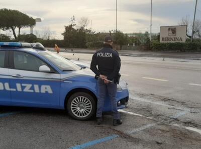 Pisa, fermato con tre armi giocattolo, multato per violazione lockdown
