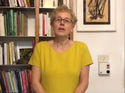 Bilancio in Aoup di un anno complesso L'intervista a  Silvia Briani