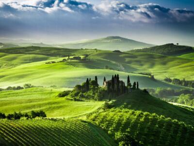 Due medaglie al turismo: Vetrina Toscana miglior progetto, Val d'Orcia migliore accoglienza