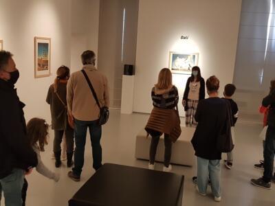 """Visite guidate alla mostra """"La realtà svelata. Il Surrealismo e la metafisica del sogno"""""""