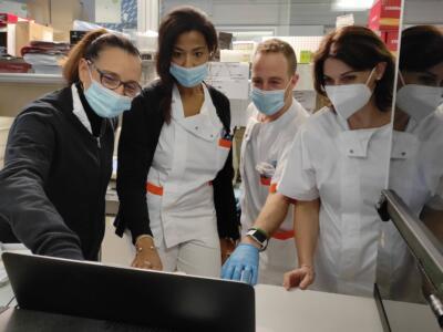 Una nuova responsabile per i laboratori dell'Asl Toscana Nord Ovest