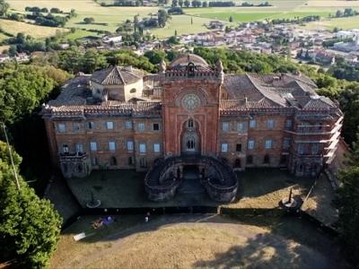 """10° censimento """"I Luoghi del Cuore"""", Castello e Parco di Sammezzano al 2° posto"""
