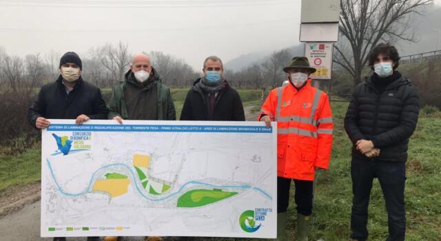 Autorità di Bacino: presentati i piani di gestione acque e rischio alluvioni