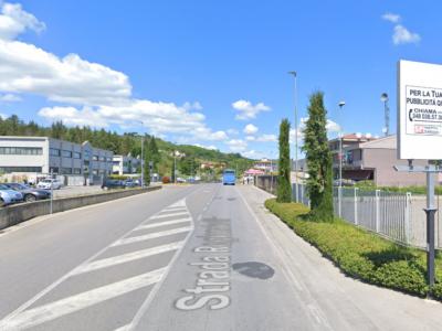 Via Fiorentina: dalla Regione 75mila euro per la sua messa in sicurezza