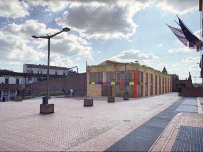 Al Serraglio sorgerà la nuova palazzina della Polizia Municipale