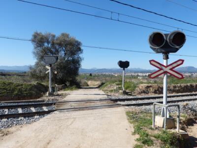 Interventi di rinnovamento sui binari di RFI  chiusi i passaggi a livelli in Valdelsa