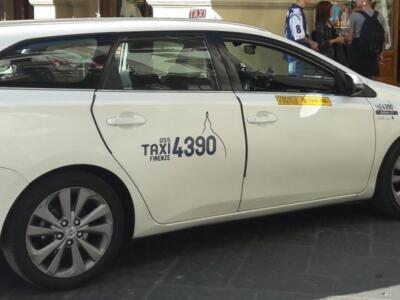 Firenze, voucher mobilità, viaggiare con lo sconto su taxi ed Ncc
