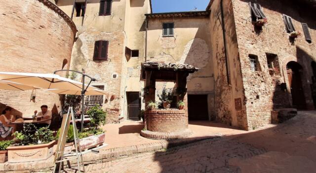 San Gimignano: scossa di terremoto