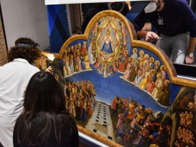 Accordo di scambio di capolavori di Beato Angelico fra il Museo di San Marco e Forlì
