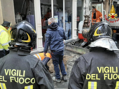Fuga di gas, paura in centro a Lucca