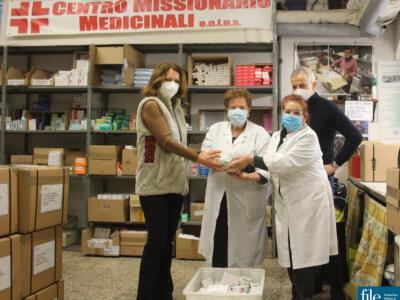 Cure palliative, i farmaci inutilizzati di File aiutano i paesi del Sud del Mondo