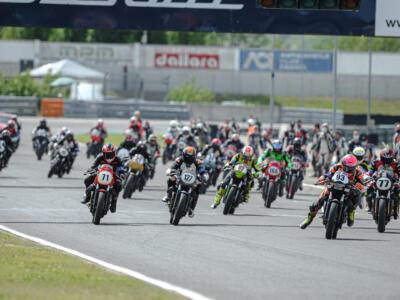 Moto Guzzi Fast Endurance  European Cup, al via la terza edizione