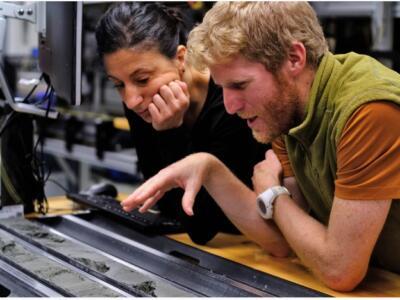 Dai mari della Nuova Zelanda importante scoperta sul rapporto tra materiali argillosi e terremoti
