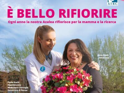 """Airc torna in piazza con """"L'azalea della ricerca"""""""