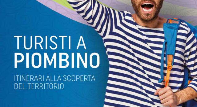 """Turismo: stagione 2021 una nuova guida """"Turisti a Piombino"""" e il restyling della cartellonistica"""