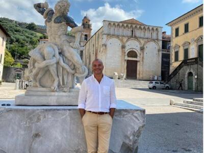Maestrod'olio in Pietrasanta: la città del marmo per tre giorni capitale dell'olio