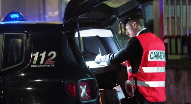 Perseguita l'ex compagna, arrestato dai Carabinieri
